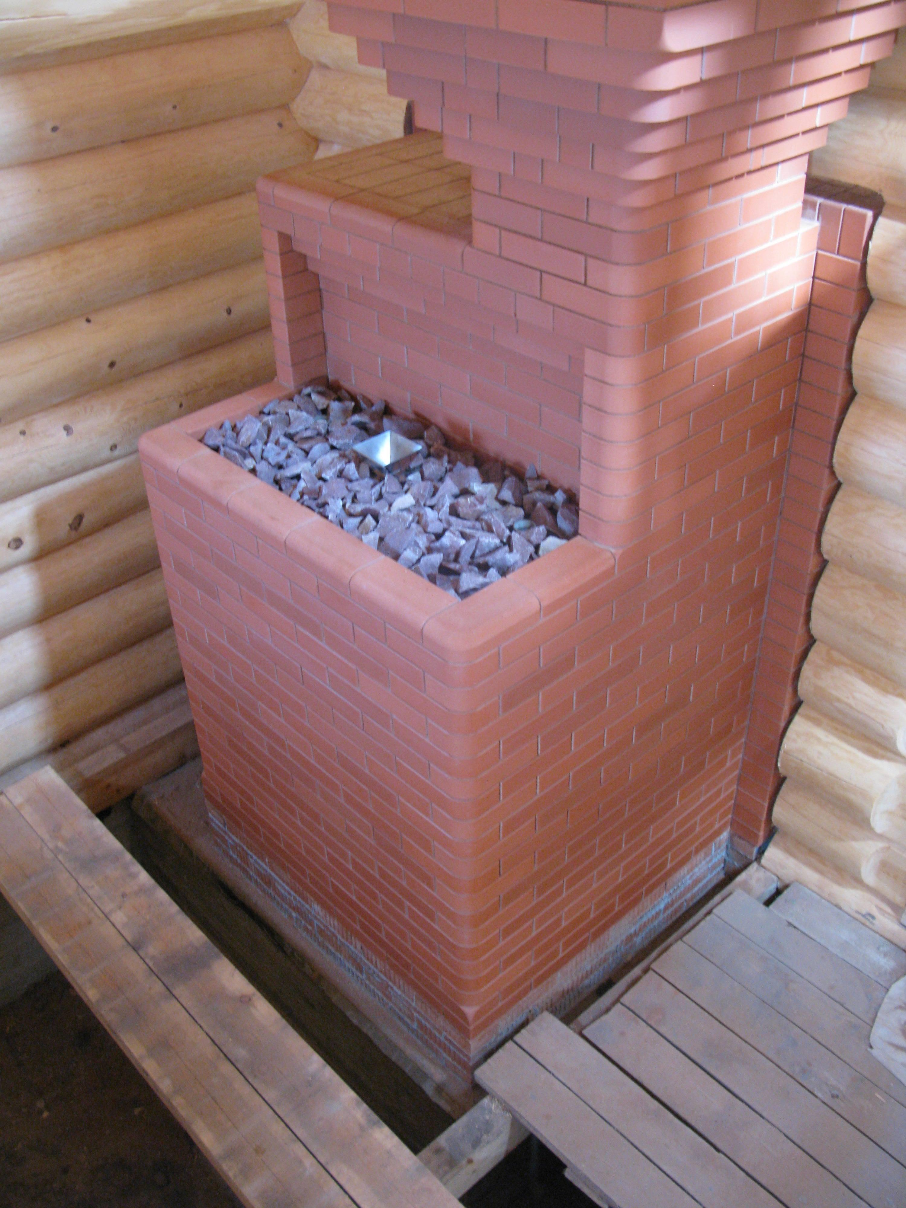 Банная печь кузнецова своими руками 4
